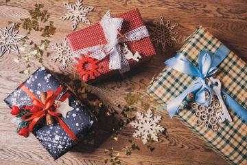 Как упаковать дорогой подарок? Шикарная бумага тишью в помощь!