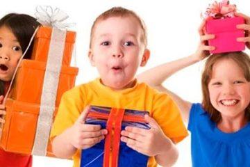 Подарок на день рождения мальчику 5 лет