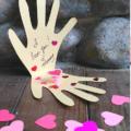 Открытка с днем рождения женщине своими руками