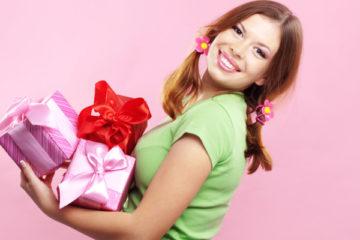 Что подарить девушке чтоб ей было приятно