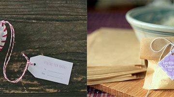 Чайные пакетики своими руками с пожеланиями – 2 способа