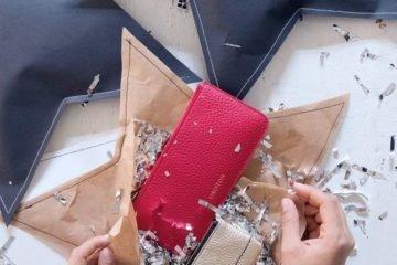 Как оригинально упаковать подарок большой