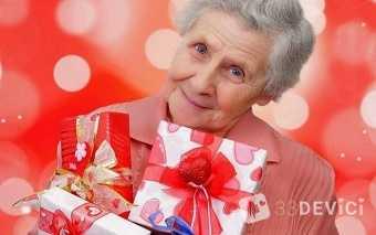 Подарок бабушке на день рождения в 2019: советы и идеи для подарка