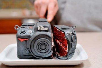 Подарок для фотографа на день рождения