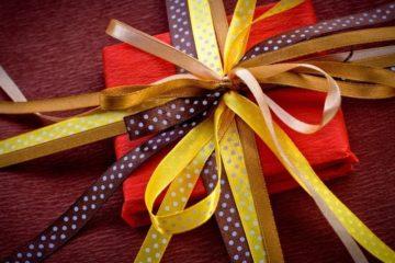 Как интересно преподнести подарок квест