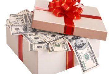 Как оригинально подарить деньги на день рождения мужчине