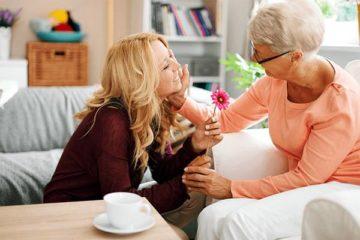 Как сделать подарок своей маме