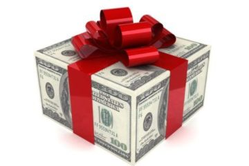 Как преподнести подарки на юбилее оригинально