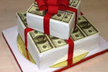 Как сделать оригинальные подарки деньгами