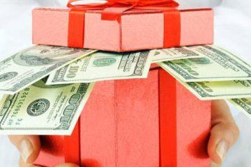 Как оригинально подарить деньги мужчине на день рождения