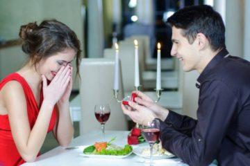 Можно ли дарить кольцо девушке до свадьбы