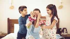 Как быстро сделать подарок маме