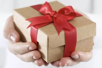 Веселые подарки своими руками