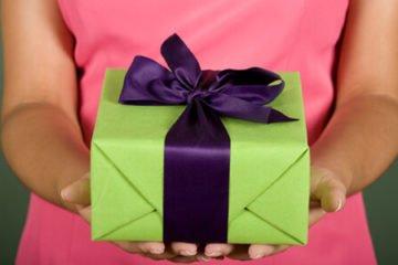Дорогой подарок своими руками
