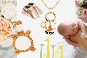 Подарки для новорожденных своими руками