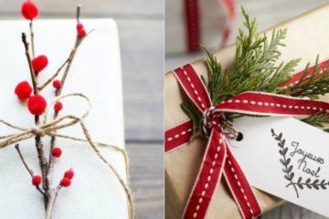 Как можно упаковать подарок парню