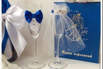 Как красиво упаковать стакан подарок