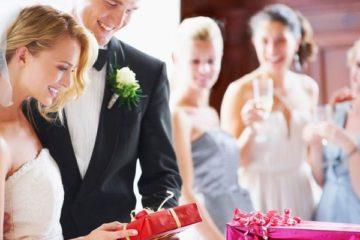Подарок на свадьбу взрослой паре