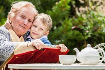 Что подарить бабушке на день рождения: своими руками