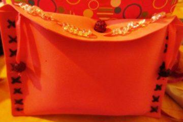 Мастер-класс смотреть онлайн: Упаковываем мыло, или Нетрадиционное использование фоамирана | Журнал Ярмарки Мастеров
