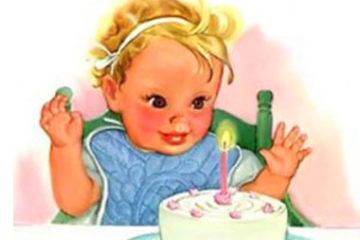 Что подарить крестнице на 2, 3, 4 года - идеи презентов на день рождения от крестных