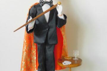 Сувенирная кукла – купить на Ярмарке Мастеров | Товары ручной работы