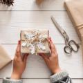 Упаковка подарка в Москве недорого 🎁 возможен выезд мастера