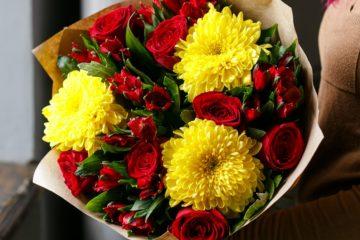 Доставка цветов по Балашихе! Розы от 79 рублей!