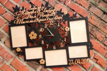 """Рамка """"Любимой маме и бабушке"""" – купить на Ярмарке Мастеров – 8L39NRU   Фоторамки, Москва"""