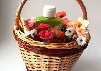 Корзины  – купить плетеную корзину в интернет-магазине, большой каталог с ценами, доставка по Москве и России