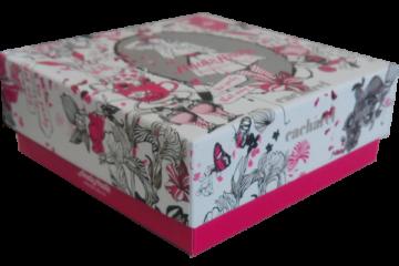 Картонные подарочные коробки в интернет магазине Городпак