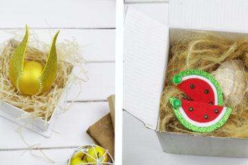20 лучших идей: как сделать наполнитель для коробки с подарком