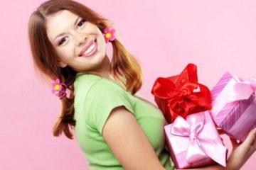 Подарок любимой девушке - ТОП 200 отборных идей на день рождения и другие поводы