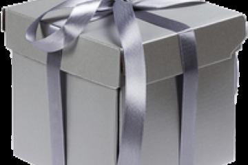 Упаковка подарка в Балашихе 🥇