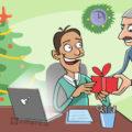 Деловые бизнес-подарки и сувениры. Корпоративные подарки.