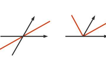 Биссектриса угла, биссектриса треугольника: что это такое и в чем разница