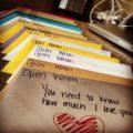Конверт «открой когда» – самый оригинальный подарок на день рождения подруге и парню: как сделать, что написать и идеи что положить в конверт «открой когда» для подруги и любимому | QuLady