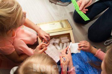 Сценарий дня рождения в форме квеста для дошкольника 5–6 лет. Воспитателям детских садов, школьным учителям и педагогам - Маам.ру