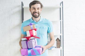 Оригинальный подарок мужчине на день рождения: что подарить, идеи на др