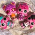 Pop волос сюрприз Домашние любимцы куклы для девочек 3 в 1 Magic Pop парикмахерская расческа ролик кукла с аксессуарами, комплект, подарок на Рождество Игрушки и хобби     АлиЭкспресс