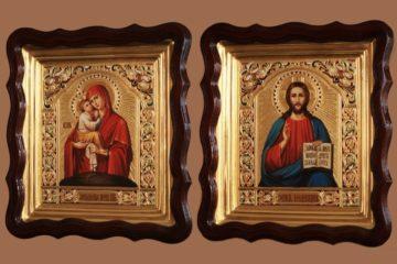 Для долгой и счастливой жизни без ссор: иконы, которые можно дарить на свадьбу молодоженам