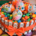 Торт Киндер-Сюрприз – 5 рецептов, как сделать детский торт своими руками -