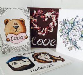 Купить подарок с доставкой по Краснодару | Заказать открытку ручной работы, торт и другие подарки в Краснодаре - РУССКИЙ БУКЕТ