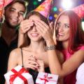 Сюрприз-вечеринка от друзей в подарок