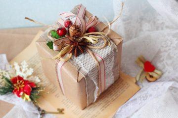 Упаковка подарков своими руками на Новый год: 57 идей, 9 мастер-классов