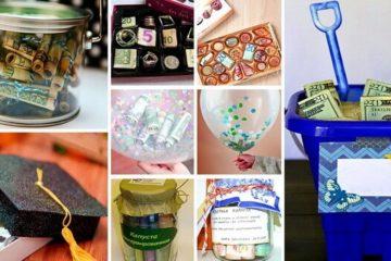 Как можно подарить деньги на свадьбу, юбилей и День Рождения. 13 новых идей!!!