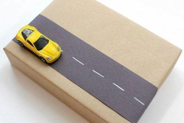 Оформление подарка своими руками: эксклюзивный подарочный пакет