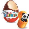 Шоколадное яйцо с сюрпризом: история бренда Kinder | PriceMedia