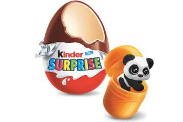 Как выбрать Киндер-сюрприз с коллекционной игрушкой | PriceMedia