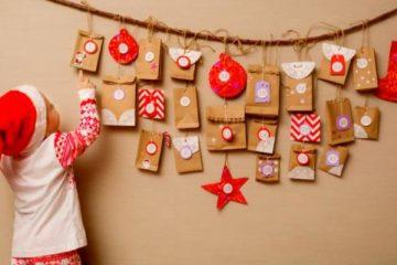 Адвент календарь для детей, задания и подарки – всё, что можно сделать самим дома